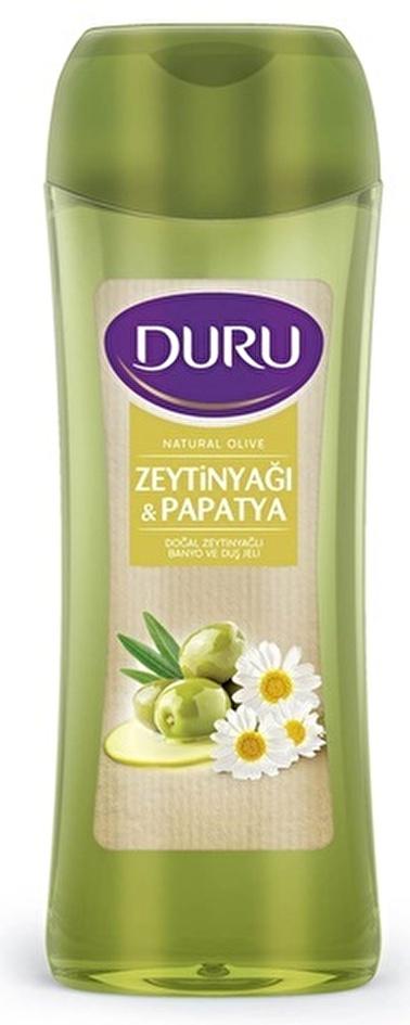 Duru Duru Duş Jeli Natural Zeytinyağlı & Papatya 450 Ml Renksiz